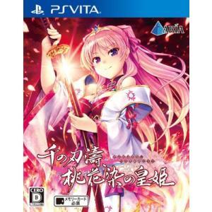 PS Vita 千の刃濤、桃花染の皇姫 通常版[ARIA]《12月予約》|amiami