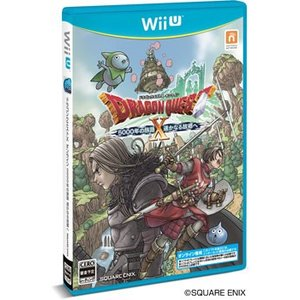 Wii U ドラゴンクエストX 5000年の旅路 遥かなる故...
