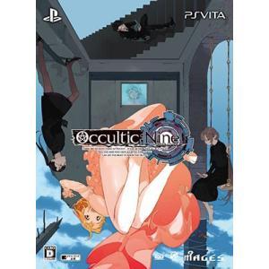 【特典】PS Vita OCCULTIC;NINE 限定版[5pb.]《11月予約》|amiami
