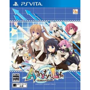 PS Vita Amenity's Life 通常版[PIACCI]《11月予約》|amiami