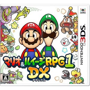 3DS マリオ&ルイージRPG1 DX[任天堂]【送料無料】《10月予約》|amiami