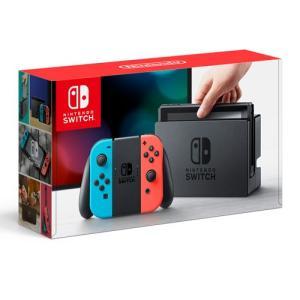 Nintendo Switch Joy-Con(L) ネオンブルー/(R) ネオンレッド (本体)[任天堂]【送料無料】《発売済・在庫品》
