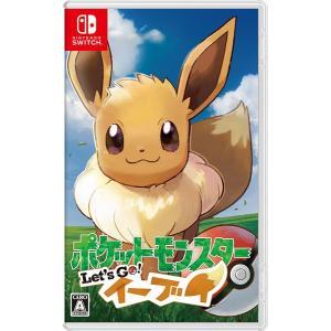 Nintendo Switch ポケットモンスター Lets Go イーブイポケモン