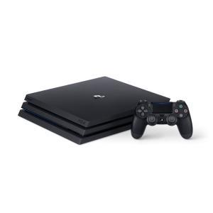 PlayStation 4 Pro ジェット・ブラック 2TB[SIE]【送料無料】《発売済・在庫品...