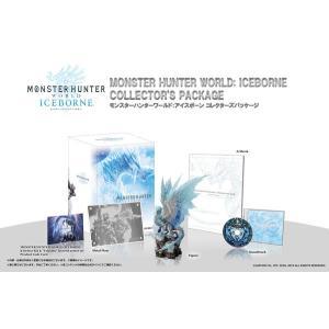 PS4 モンスターハンターワールド:アイスボーン コレクターズパッケージ[カプコン]《発売済・在庫品...