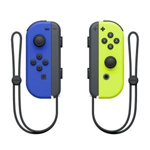 Nintendo Switch用 Joy-Con(L) ブルー/(R) ネオンイエロー[任天堂]【送料無料】《発売済・在庫品》|amiami