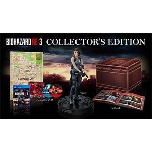 PS4 BIOHAZARD RE:3 COLLECTOR'S EDITION[カプコン]【送料無料】...