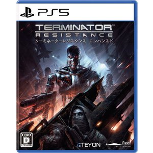 PS5 TERMINATOR: RESISTANCE ENHANCED[Reef Entertainment]《05月予約》|amiami