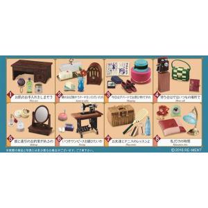 ぷちサンプル 麗しきモダンガール 8個入りBOX[リーメント]《発売済・在庫品》|amiami