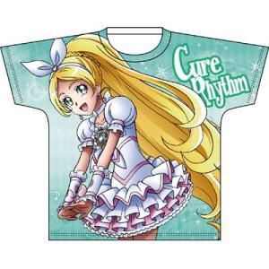 全プリキュアフルカラープリントtシャツ スイートプリキュアキュア