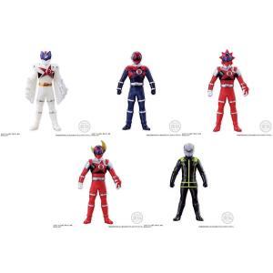 ソフビヒーロー 宇宙戦隊キュウレンジャー3 10個入りBOX (食玩)[バンダイ]《発売済・在庫品》 amiami