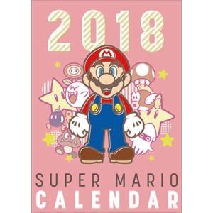 スーパーマリオ 2018年カレンダー[エンスカイ]《在庫切れ》|amiami