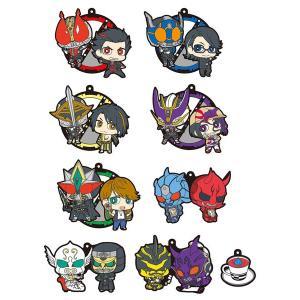 ラバーマスコット 仮面ライダー電王 10周年の記憶 8個入りBOX[メガハウス]《12月予約》|amiami