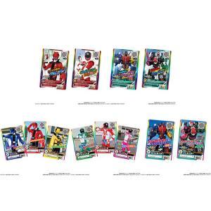 スーパー戦隊データカードダス ウエハース 快盗戦隊ルパンレンジャーVS警察戦隊パトレンジャー 20個入りBOX (食玩)[バンダイ]《発売済・在庫品》