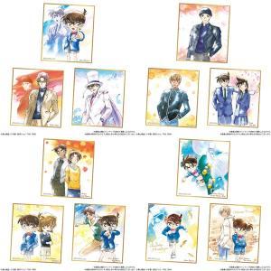 名探偵コナン色紙ART 10個入りBOX (食玩)[バンダイ]《04月予約》 amiami