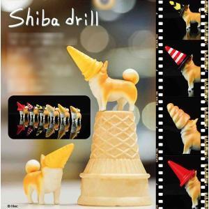 ノンスケールトレーディングフィギュアシリーズ Shiba Drill(シバドリル) 8個入りBOX[絵夢トイズ]《発売済・在庫品》