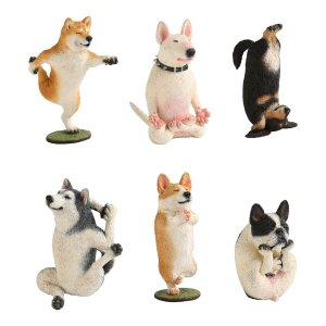 ANIMAL LIFE 犬のヨガマスター 6個入りBOX[Yendar]《発売済・在庫品》