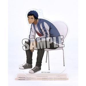 黒子のバスケ アクリルスタンド 青峰大輝 design chair Ver.[ブロッコリー]《在庫切れ》|amiami|02