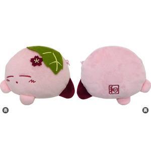 星のカービィ ふわふ和コレクション 和菓子ポーチ (1) カービィ桜もち[エンスカイ]《発売済・在庫品》|amiami