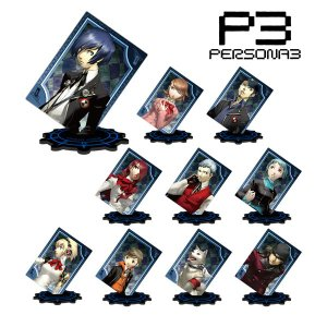 ペルソナ3 トレーディングアクリルスタンド 10個入りBOX(再販)[アルマビアンカ]《発売済・在庫品》|amiami