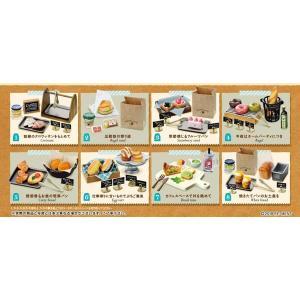 ぷちサンプル BAKERY PETIT 8個入りBOX(再販)[リーメント]《発売済・在庫品》