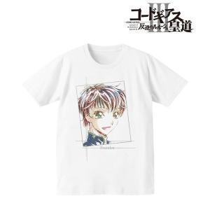 コードギアス 反逆のルルーシュIII 皇道 Ani-Art Tシャツ(枢木スザク)/メンズ(サイズ/XL)[アルマビアンカ]《在庫切れ》|amiami