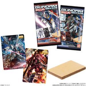 GUNDAMガンプラパッケージアートコレクション チョコウエハース 20個入りBOX (食玩)[バンダイ]《12月予約》