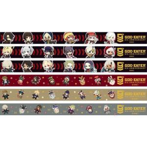 GOD EATER マスキングテープコレクション 6個入りBOX[ムービック]《発売済・在庫品》|amiami|02