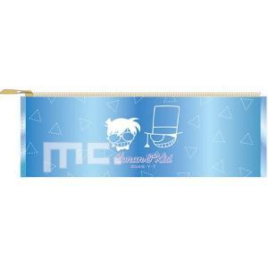 オーロラ サンカク ペンケース 筆箱 名探偵コナン コナン & キッド マリモクラフト ルミエシリーズの商品画像|ナビ