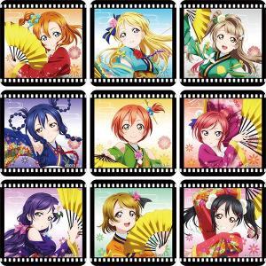 ラブライブ!School idol project クリアバッジコレクション Angelic Ang...