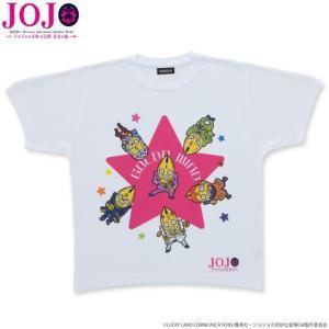 ジョジョの奇妙な冒険 黄金の風 スタンドたちの奇妙なコスチューム! フルカラーTシャツ L[バンダイ]《07月予約》|amiami
