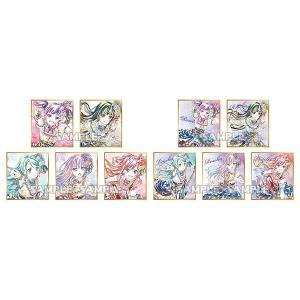 バンドリ! ガールズバンドパーティ! Ani-Art トレーディングミニ色紙vol.2 Roseli...