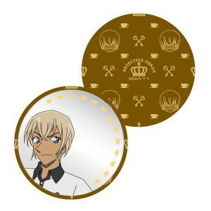 名探偵コナン ツーショット缶ミラー 安室透[キャラアニ]《07月予約》|amiami