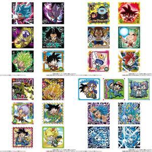 ドラゴンボール 超戦士シールウエハースZ 神の領域 20個入りBOX (食玩)[バンダイ]《発売済・在庫品》