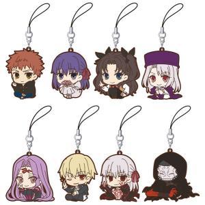 (箱破損特価新品)Fate/stay night Heaven's Feel ViVimusラバーストラップコレクション 8個入りBOX[ムービック]《発売済・在庫品》|amiami