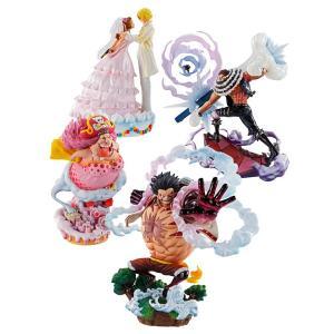 LOGBOX RE BIRTH ワンピース ホールケーキアイランド編 4個入りBOX[メガハウス]《12月予約》|amiami