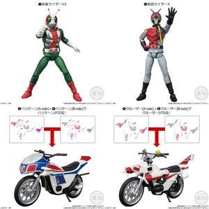 SHODO-X 仮面ライダー7 10個入りBOX (食玩・仮称)[バンダイ]《01月予約》