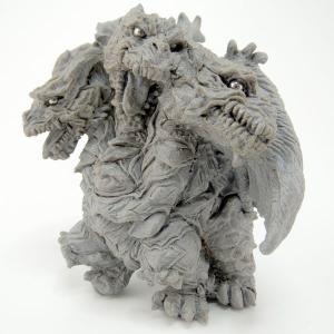 東宝怪獣根付 カイザーギドラ[キャラアニ]《12月予約》