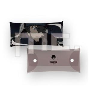 クリア マルチケース ペンポーチ 赤井秀一 名探偵コナン マリモクラフト 19.5×9cmの商品画像|ナビ
