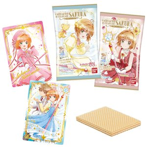 カードキャプターさくら クリアカード編 ウエハース2 20個入りBOX (食玩)[バンダイ]《発売済・在庫品》 amiami