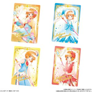 カードキャプターさくら クリアカード編 ウエハース2 20個入りBOX (食玩)[バンダイ]《発売済・在庫品》 amiami 04