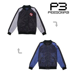 ペルソナ3 リバーシブルスカジャン ユニセックス M[アルマビアンカ]【送料無料】《発売済・在庫品》|amiami