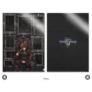 キングダム ハーツ III メタリックファイル ソラ(クラウン)[スクウェア・エニックス]《発売済・...