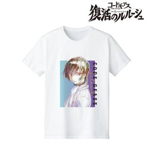 コードギアス 復活のルルーシュ ルルーシュ Ani-Art Tシャツ vol.3 レディース L[アルマビアンカ]《在庫切れ》|amiami
