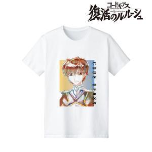 コードギアス 復活のルルーシュ スザク Ani-Art Tシャツ vol.3 レディース S[アルマビアンカ]《在庫切れ》|amiami