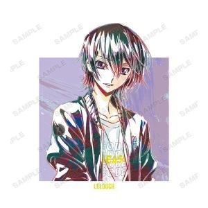 コードギアス 反逆のルルーシュ 描き下ろしイラスト ルルーシュ Casual Style Tシャツ Ani-Art ver. メンズ L[アルマビアンカ]《01月予約》|amiami|02