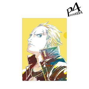 ペルソナ4 巽完二 Ani-Art クリアファイル[アルマビアンカ]《発売済・在庫品》|amiami