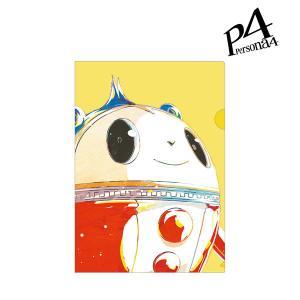 ペルソナ4 クマ Ani-Art クリアファイル[アルマビアンカ]《発売済・在庫品》|amiami