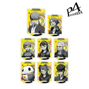 ペルソナ4 トレーディング アクリルスタンド vol.2 8個入りBOX[アルマビアンカ]《発売済・在庫品》|amiami