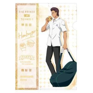 新テニスの王子様 シングルクリアファイル 木手[クラックス]《発売済・在庫品》|amiami